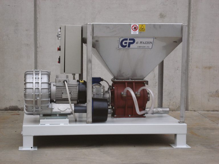 PNEUMATIC AIR CONVEYOR SYSTEM 2000 KG/H -